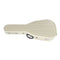 Hiscox Pro-II Series Dreadnought Acoustic Guitar Case in Ivory (HISGADIV)
