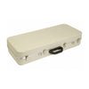 Hiscox Mandolin Case for A & F Style in Ivory (HISMANDOIV)