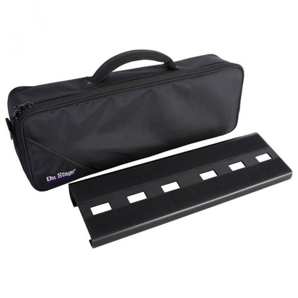 On-Stage OSGPB2000 Pedal Board (Includes Bag)