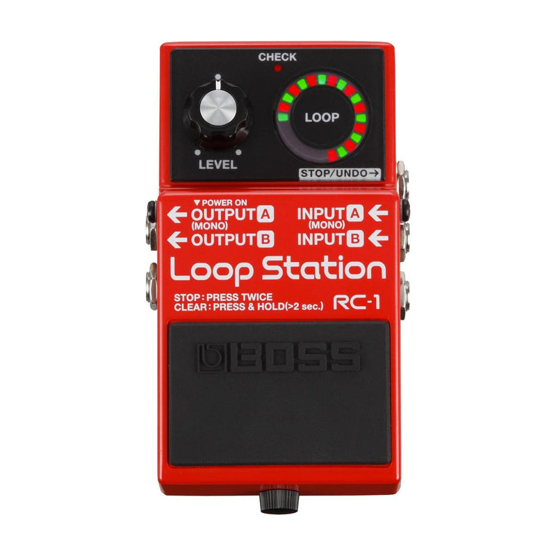 Boss RC-1 Loop Pedal