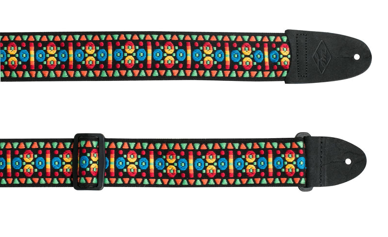 LM Retro Series Cotton Jacquard Strap