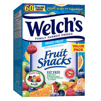 Welch's - Chronomarketguinee