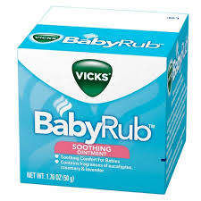 Vicks BabyRub - Chronomarketguinee