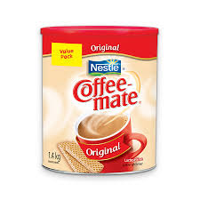 Coffee-Mate de Nestlé original - Chronomarketguinee