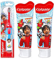 Colgate enfant - Chronomarketguinee
