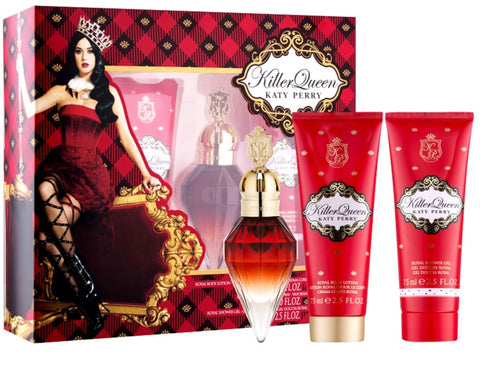 coffret Katy Perry Killer Queen - Chronomarketguinee