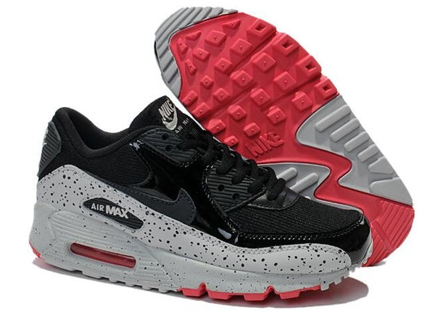 NIKE AIR MAX 90 ESSENTIAL Breathable Men's Running Shoes Sneakers