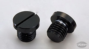 Posh Aluminium Mirror Hole Caps