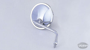 Posh Short Round Gloss Mirror