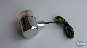 Posh Type 71 Indicator 4pc Set - Chrome with Clear Lens