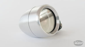 Posh New School Billet Indicator - Silver