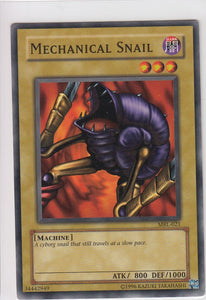 Mechanical Snail