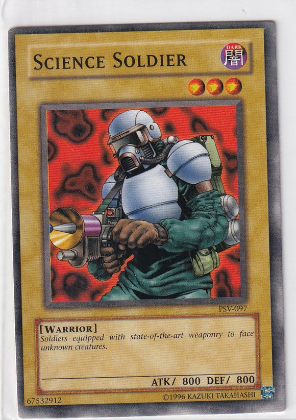 Science Soldier