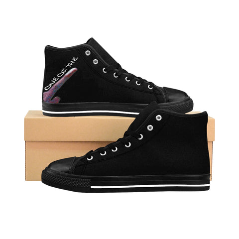 1 of the one's Women's High-top Sneakers