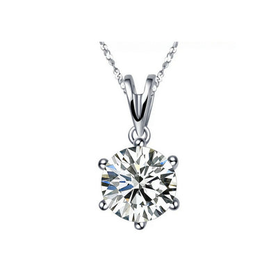 diamond gold ct w ags pendant tw pghsd white mn products solitaire certified