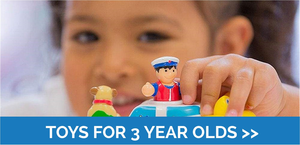 Toys for 3 year olds
