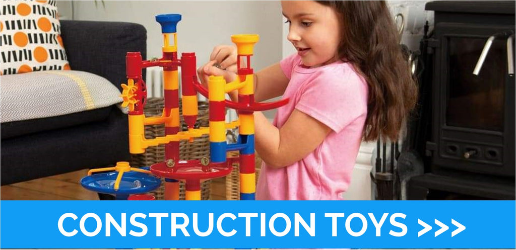 Building skills with Construction Toys