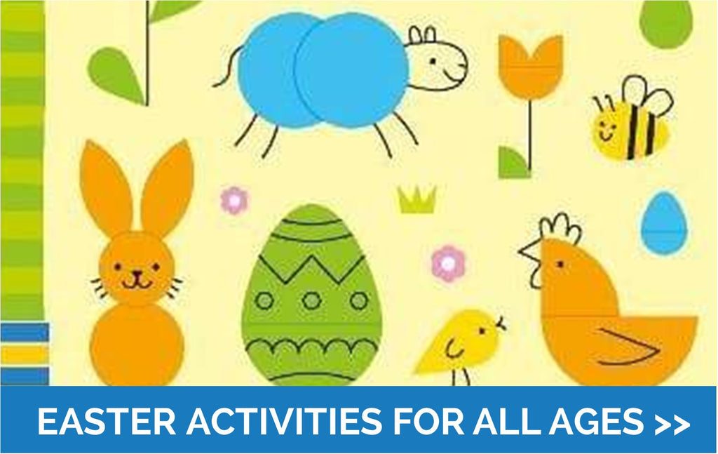 Fun Easter activities for all ages