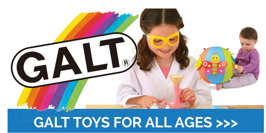 Galt toys - playful, developmental fun!