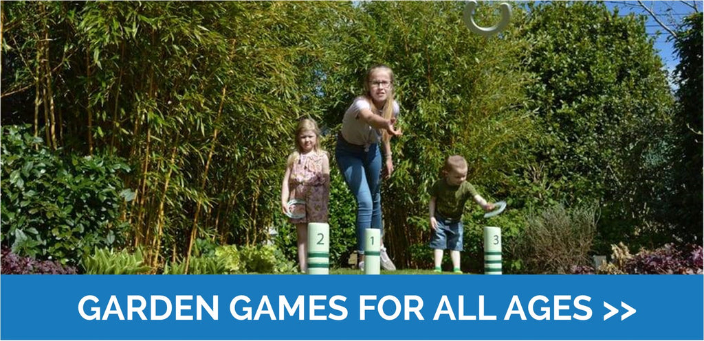 Garden Games and the great outdoors!