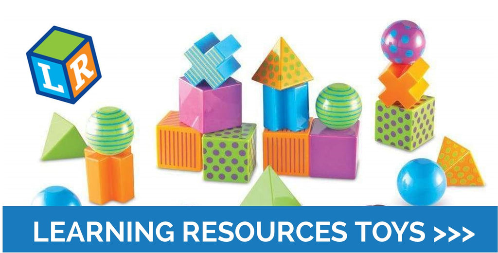 Learning Resources - making learning fun!