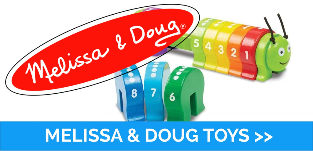 Melissa & Doug - sparking imaginations