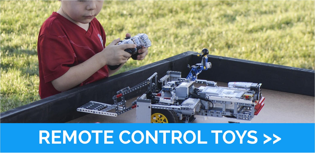 Remote Control Toys for all ages