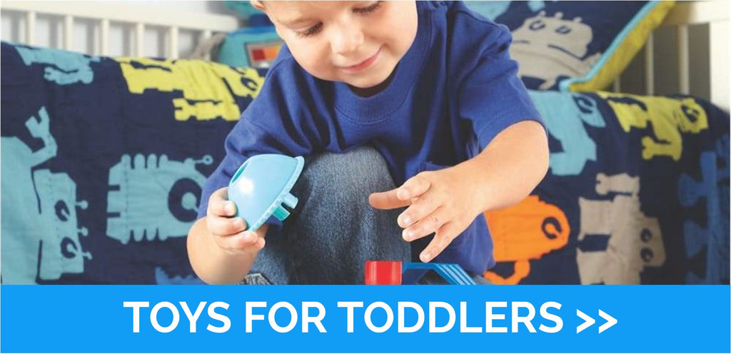 Toys for Toddlers make everyone smile!