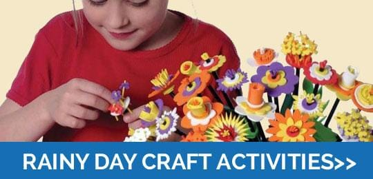 Creative Rainy Day Activities for Kids