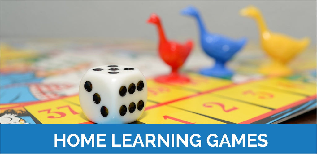 Home Learning Games