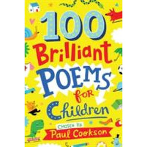 100 Brilliant Poems For Children - Pan Macmillan 9781509824168