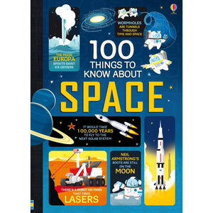 100 Things to Know About Space - Usborne Books 9781409593928