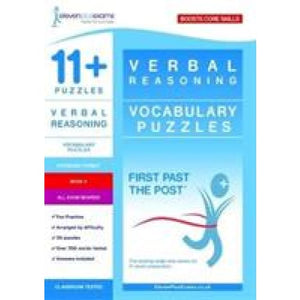 11+ Puzzles Vocabulary Book 2 - Eleven Plus Exams 9781912364756