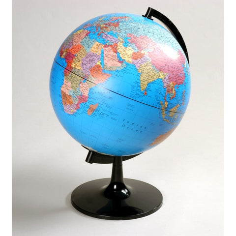 Image of 28cm World School Globe - Edu Science 5060062143393