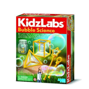 4M Bubble Science - Great Gizmos
