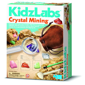 4M Crystal Mining - Great Gizmos