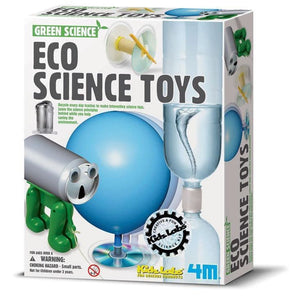 4M Great Gizmo Eco Science Toys - Gizmos 4893156032874