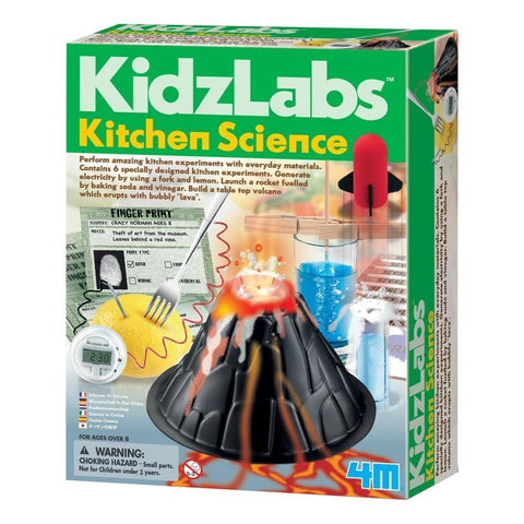 Image of 4M Great Gizmo Kitchen Science - Gizmos 4893156032966
