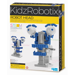 4M KidzRobotix Robot Head - Great Gizmos