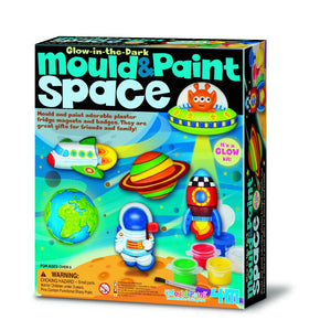 4M Mould & Paint Space - Great Gizmos 4893156035462