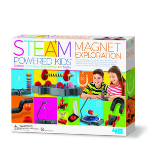 4M STEAM Powered Kids Magnet Exploration - Great Gizmos