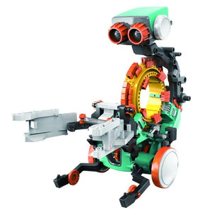 5 in 1 Mechanical Coding Robot - The Source