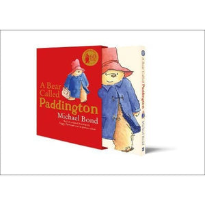A Bear Called Paddington - HarperCollins Publishers 9780008264000