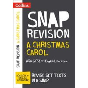 A Christmas Carol: New Grade 9-1 GCSE English Literature AQA Text Guide - HarperCollins Publishers 9780008247119