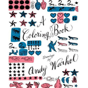 A Coloring Book: Drawings by Andy Warhol - Thames & Hudson 9780500292983