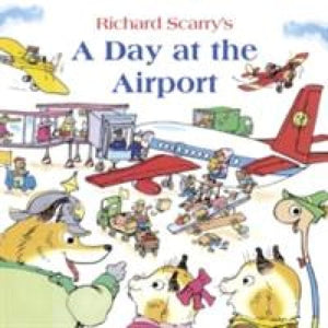 A Day at the Airport - HarperCollins Publishers 9780007531134
