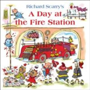 A Day at the Fire Station - HarperCollins Publishers 9780007574957
