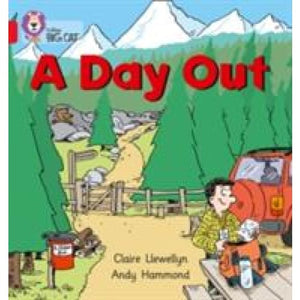 A Day Out: Band 02a/Red a - HarperCollins Publishers 9780007185559