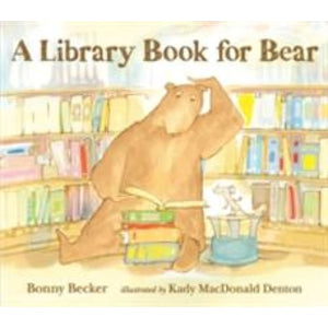 A Library Book for Bear - Walker Books 9781406360936