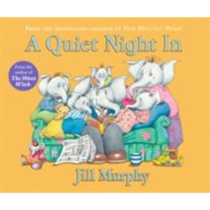 A Quiet Night In - Walker Books 9781406370720